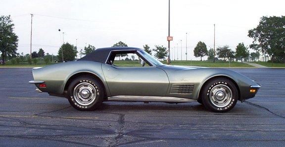 1971 Corvette Registry